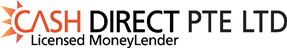 Cash Direct Licensed Moneylender Singapore | Personal Loan and Monthly Loan