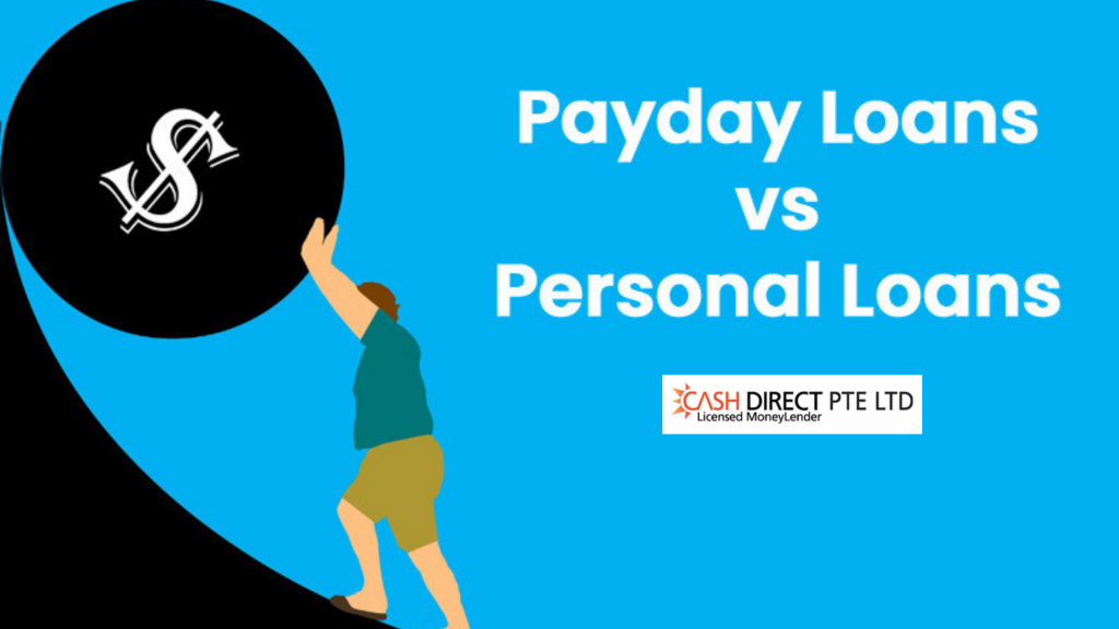 Personal Loans Vs Payday Loans