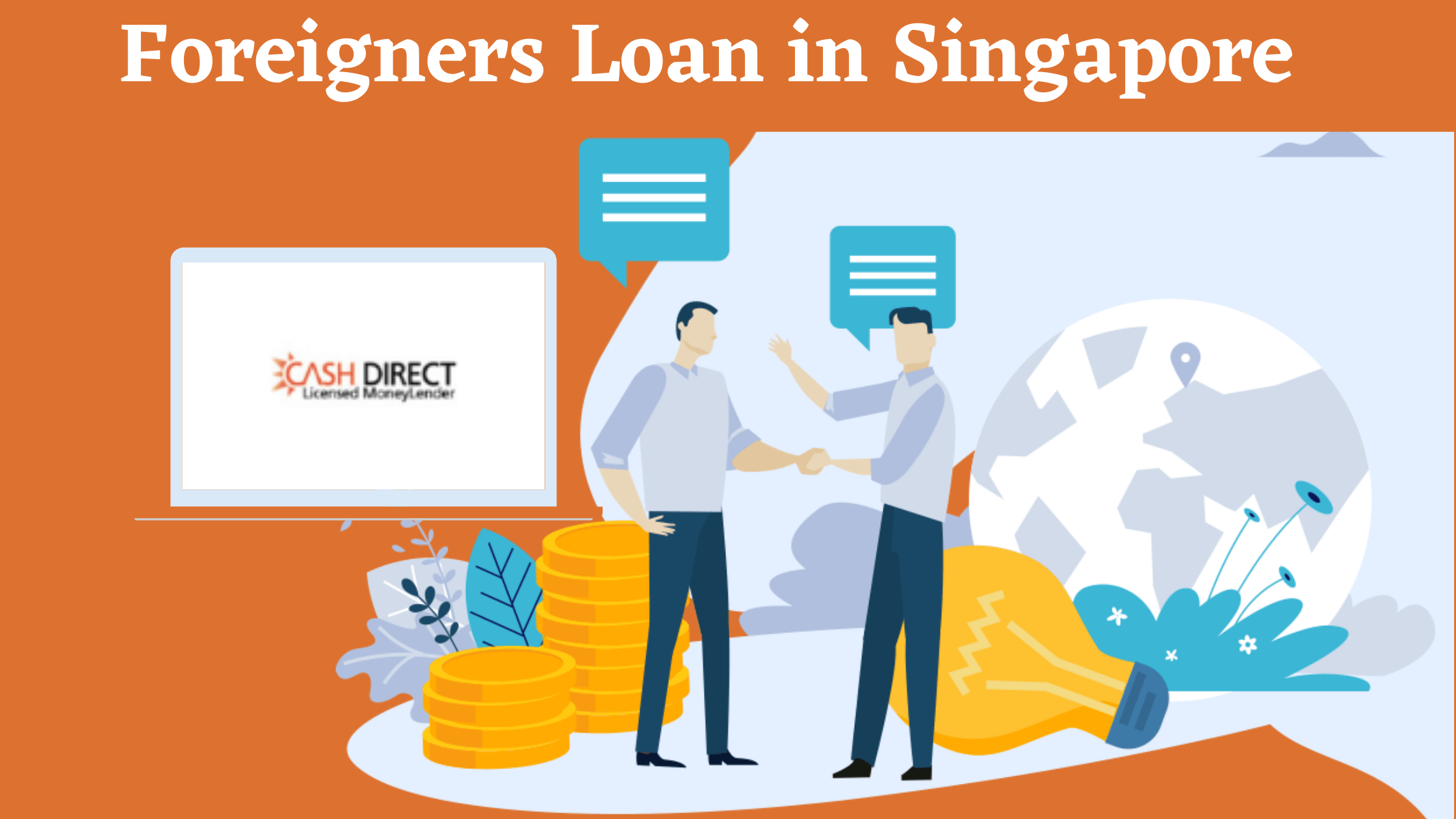 Foreigners Loan in Singapore