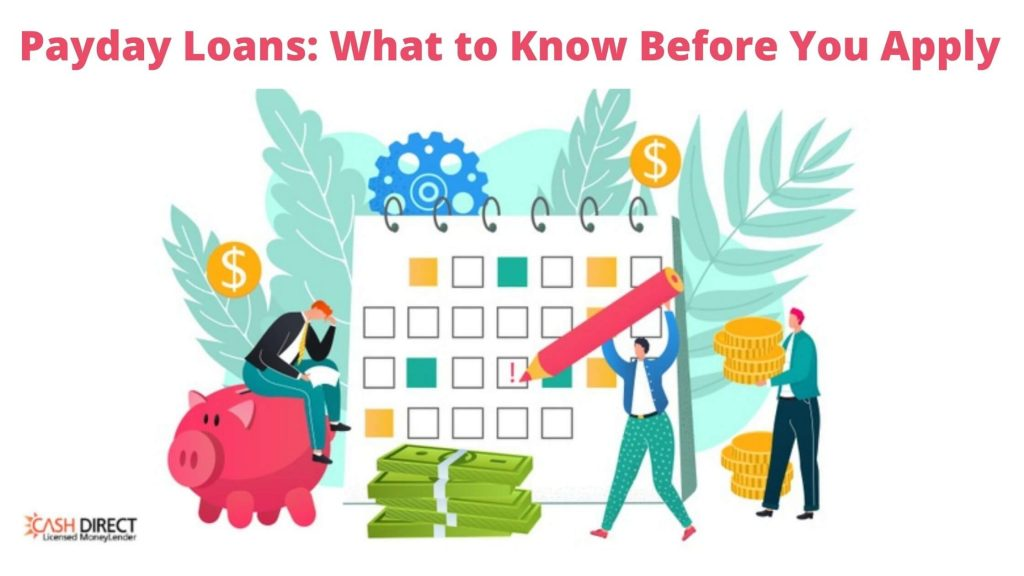 Payday Loans_ What to Know Before You Apply